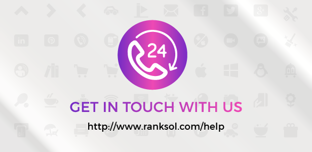 Ranksol Customers Support Center Help 24/7