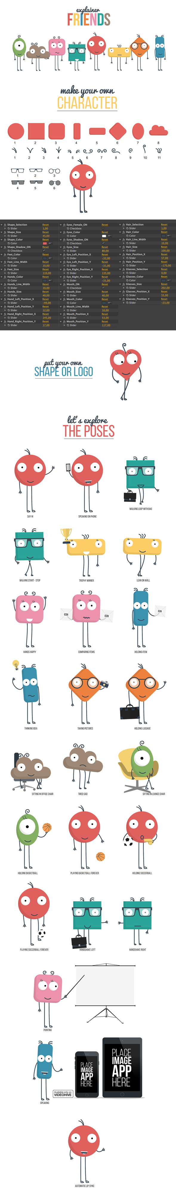 PremiumBuilder Characters - 37