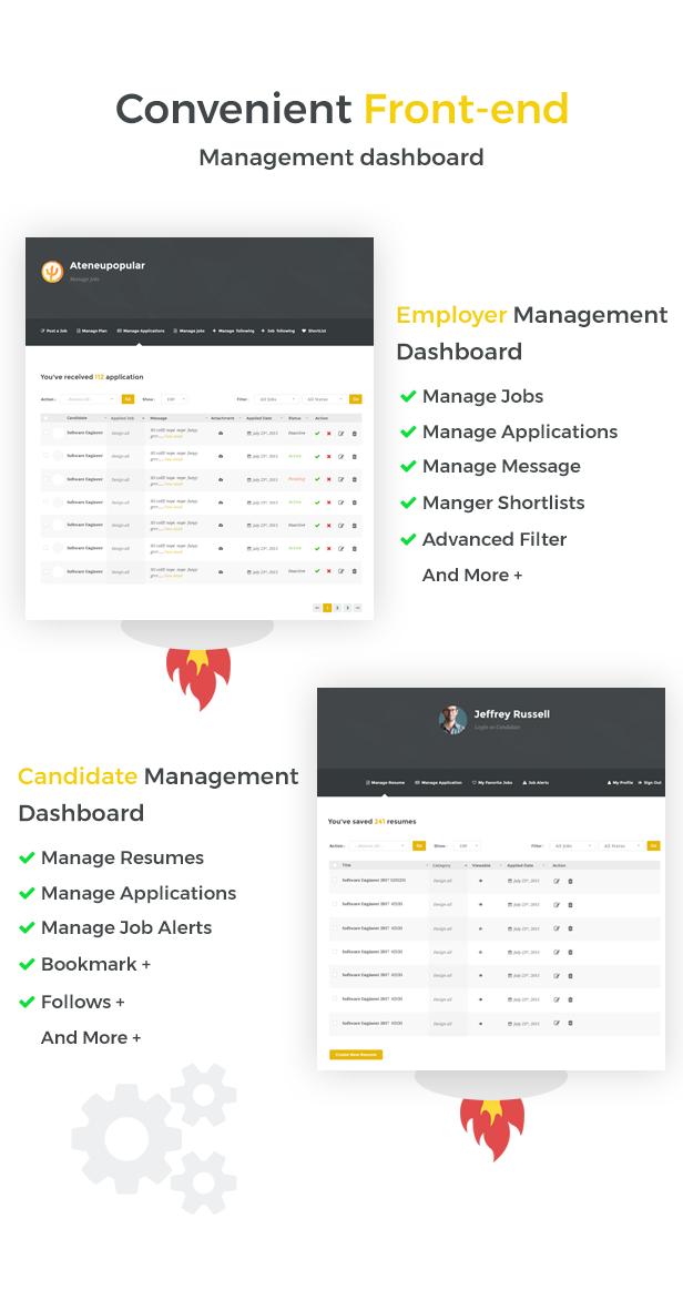 Jobmonster - Job Board WordPress Theme - 3