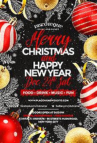 Christmas Flyer - 20