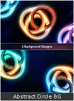 3D Abstract Background Design - 5