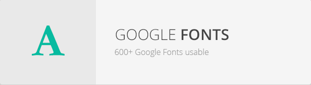 Google Web Fonts - T.Joy WordPress Theme Responsive