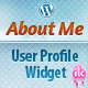 User Profile Widget for WordPress - About Me - CodeCanyon Item for Sale