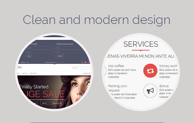 Queen - Responsive E-Commerce Template v 1.4 - 3
