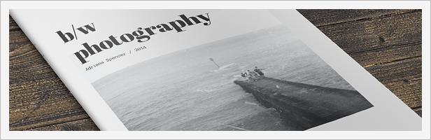 Photography Portfolio Brochure - 16 Pages