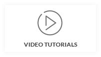 Tutoriais em vídeo