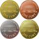 Vector Gold Money Dollar Coin - 4