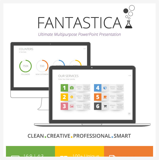 Fantastica Multipurpose PowerPoint Presentation