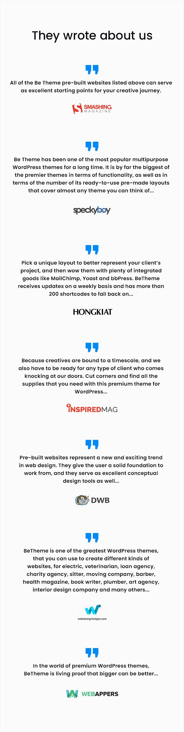 Betheme   Responsive Multipurpose WordPress Theme - 17