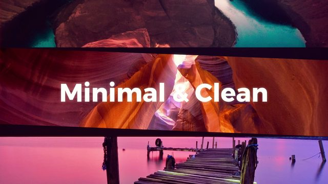 Minimal & Clean Slideshow - 6