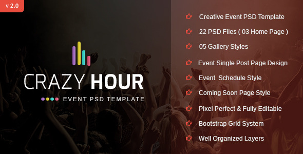 Crazyhour_Event_Management_PSD_Template
