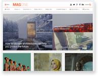 MagOne-响应式新闻和杂志博客模板[更至v7.3]插图16