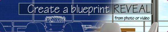 Blueprint to Photo Reveal - 1