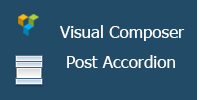 Visual Composer - Post Accordion
