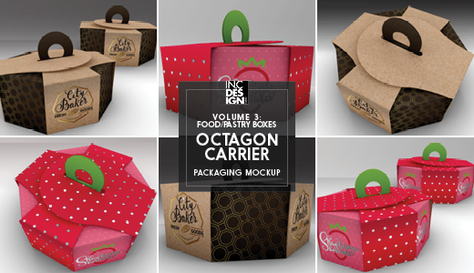 PastryBox3 Octagon