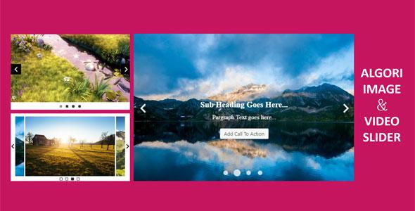 WordPress Gutenberg Block Plugin - Image and Video Slider