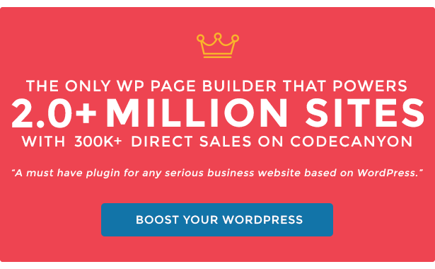 WPBakery Page Builder for WordPress by wpbakery | CodeCanyon
