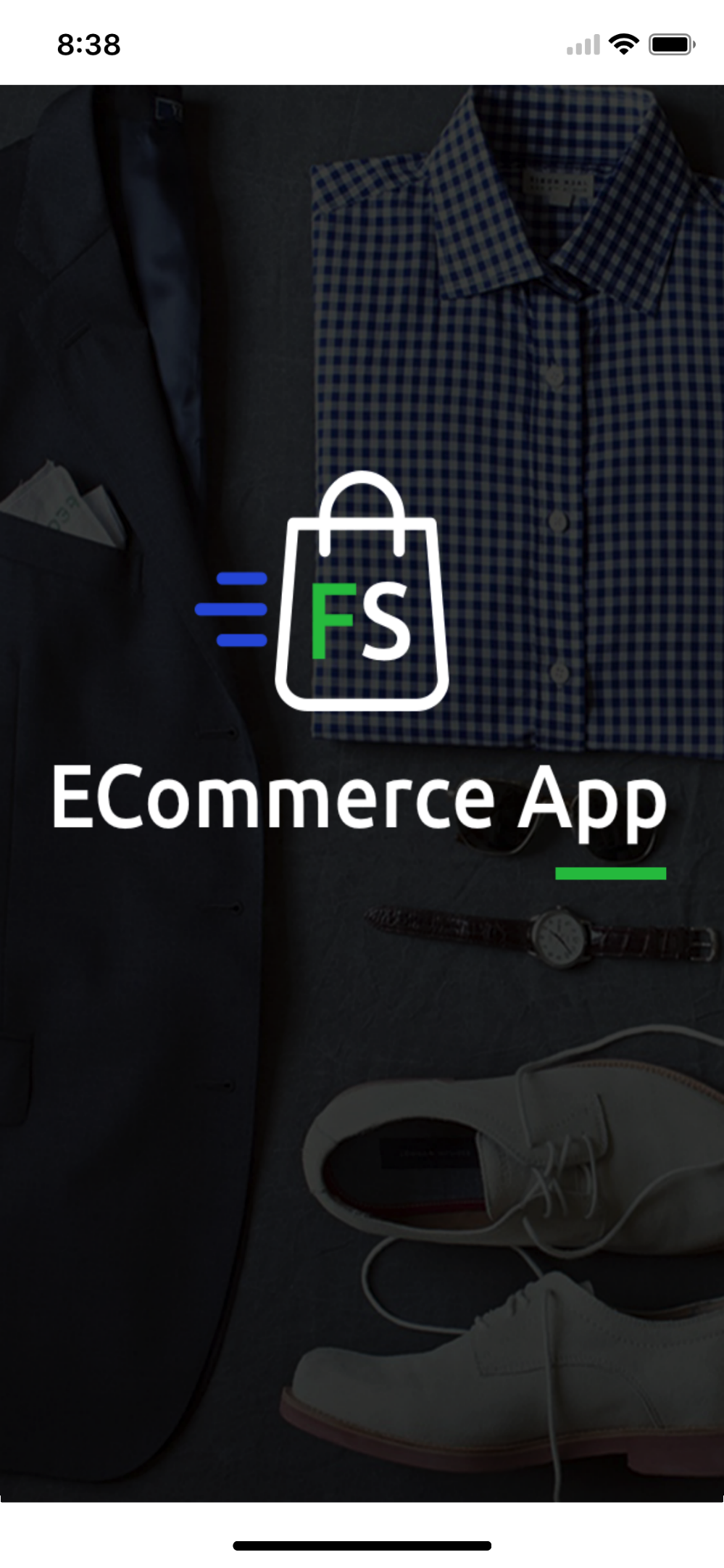 E-Commerce UI Kit - 1