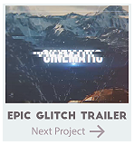 Epic Glitch Titles Trailer