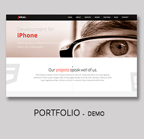 Software, Technology & Business Bootstrap Html Template - Jekas - 11