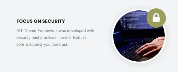 Focus on Security