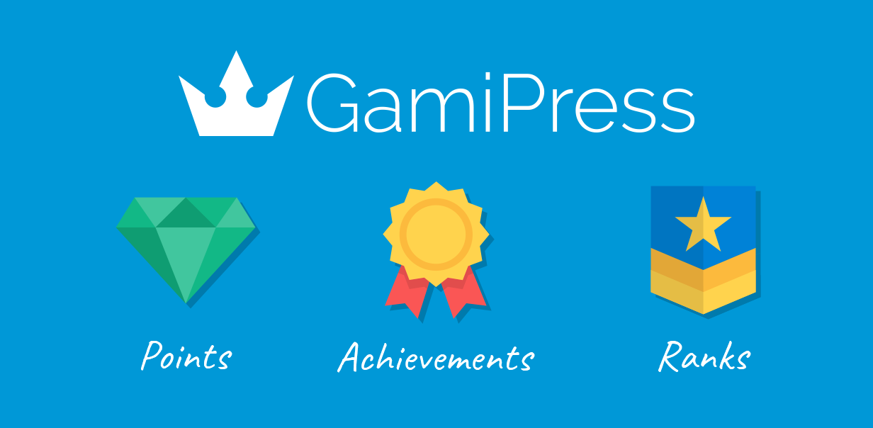 Education WordPress Theme GamiPress Integration
