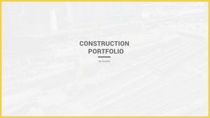 Construction Portfolio Screenshot01
