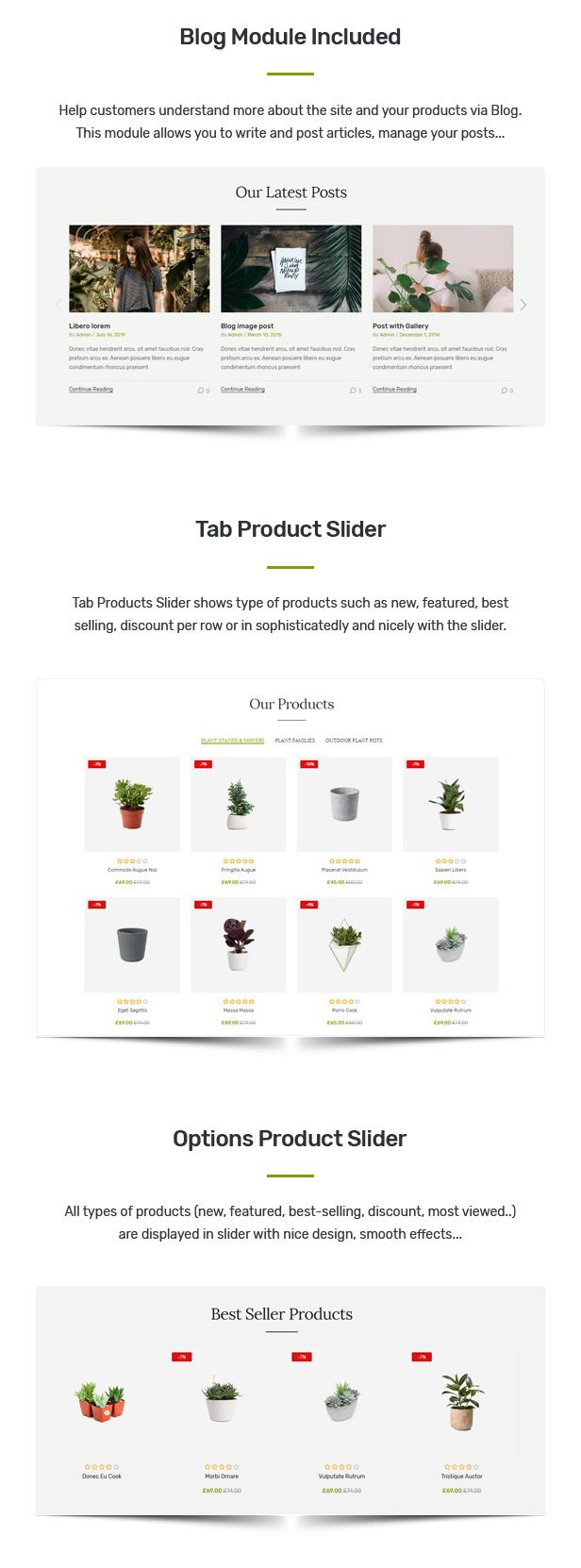 Lukani - Plant Store Theme for WooCommerce WordPress 27