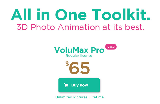 VoluMax - 3D Photo Animator - 22