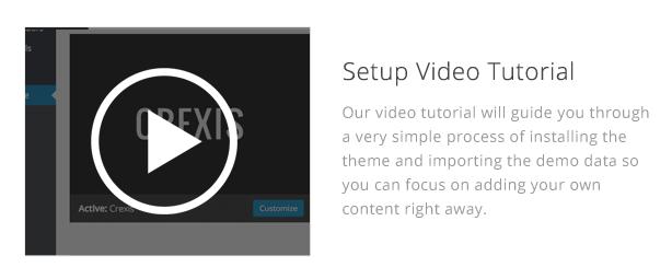 Crexis - Responsive Multi-Purpose WordPress Theme - 12
