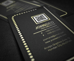 Luxury Business Card - 45
