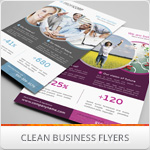 Multipurpose Business Flyers / Magazine Ads