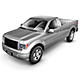 Pickup Truck Mock Up - GraphicRiver Item for Sale