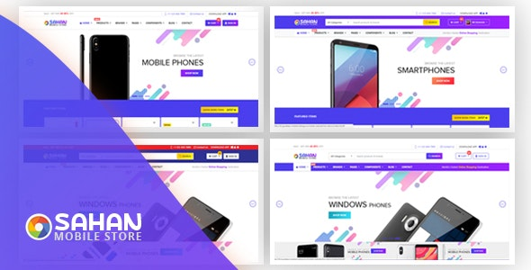 Osahan Mobile - Bootstrap 4 E-Commerce Template - Shopping Retail