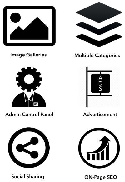 CreativeXoft - Image Gallery Script - 1