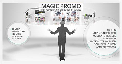 Magic Promo Opener