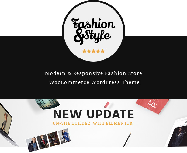 Fashion Woocommerce Responsive Wordpress Theme By Opal Wp
