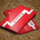 Flat Business Card V-02 - 68