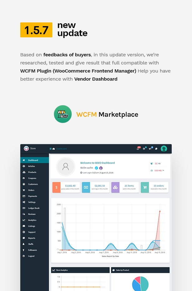 Martfury - WooCommerce Marketplace WordPress Theme - 7