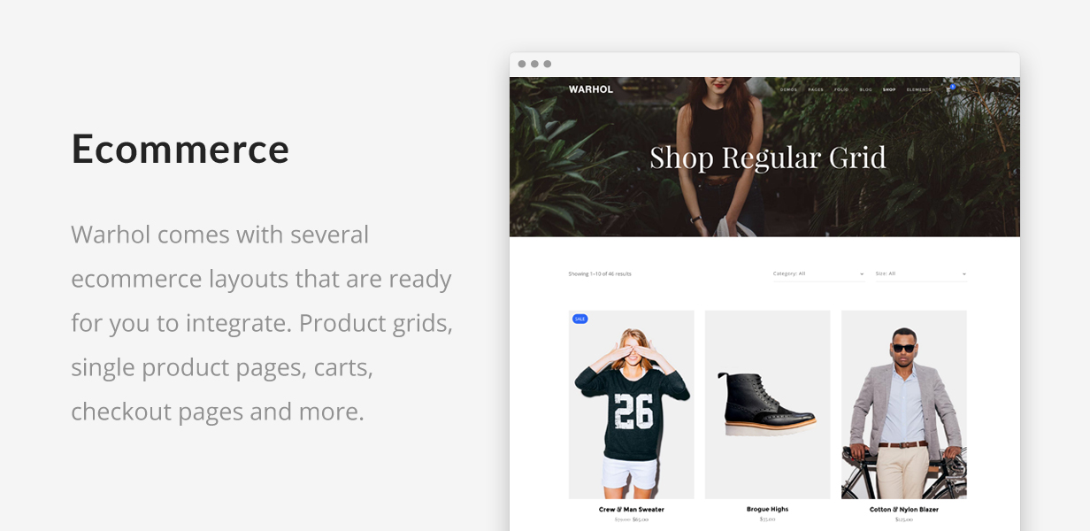 Warhol - Creative Multipurpose HTML Template - 4
