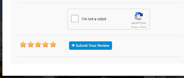Manange Reviews and Ratings via Administrator