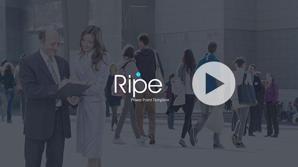Ripe Power Point Presentation - 1