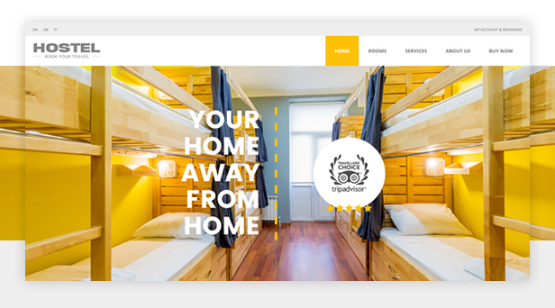 Book Your Travel - Online Booking WordPress Theme - 15