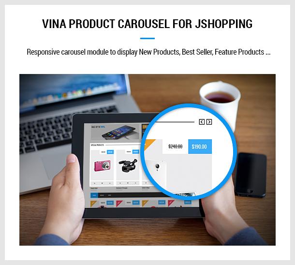 Vanesa   Mega Store Responsive Joomla Template - 13