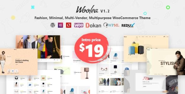 Woolea | Minimal WooCommerce Theme 51