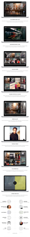Photography & Videography WordPress Theme - SOHO - 11