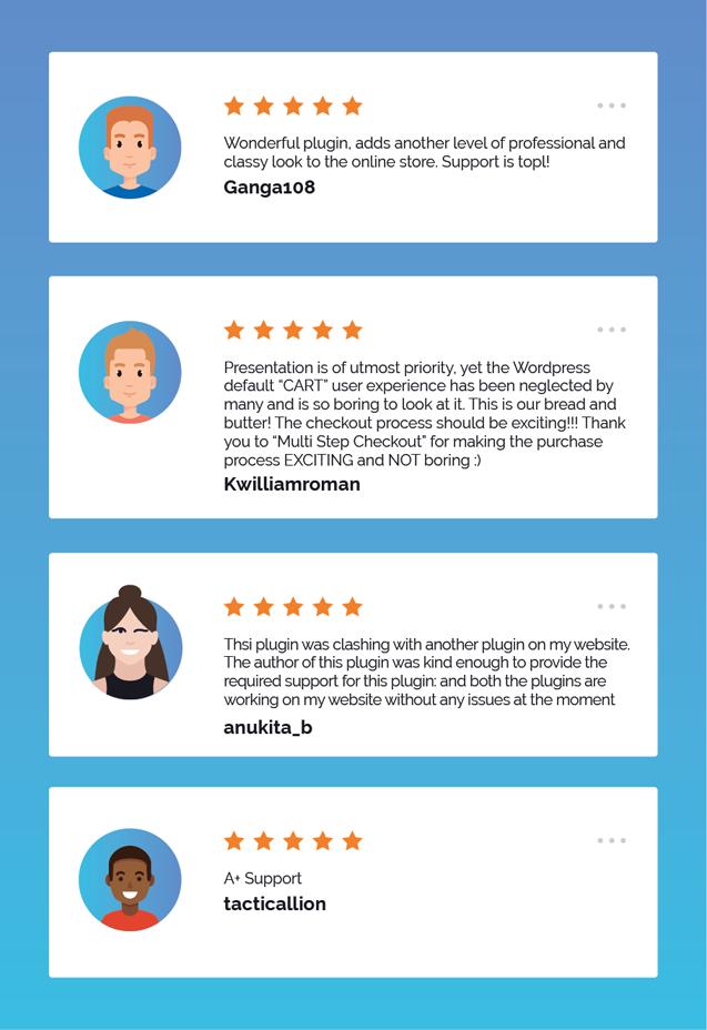 Plugin reviews