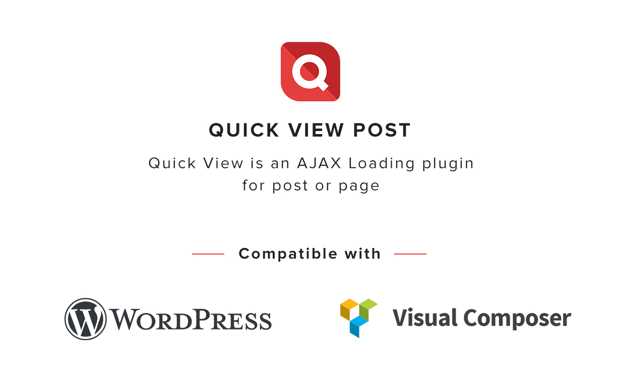 Quick View - Lightbox for WordPress post