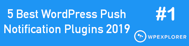 Smart Notification Wordpress Plugin. Web & Mobile Push, FB Messenger, FB Notifications & Newsletter. - 2