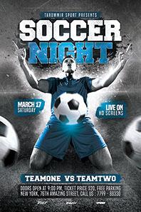167-Soccer-night-flyer